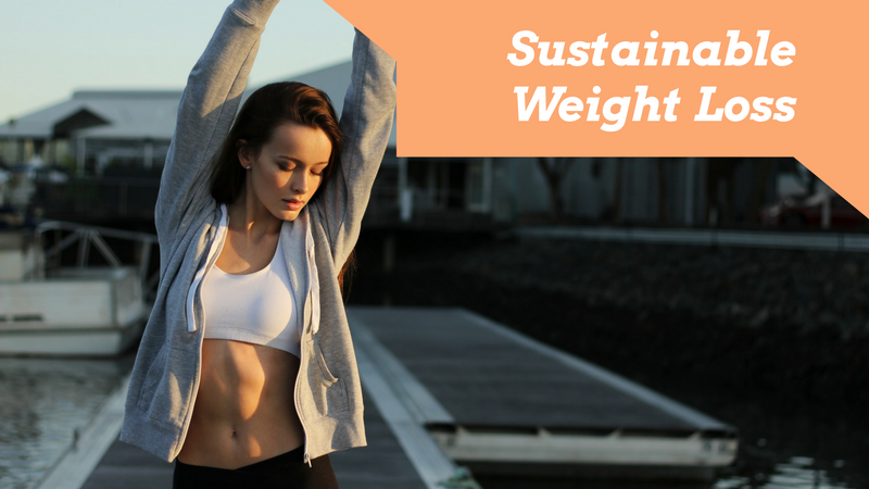 How to make your body burn fat through sustainable weight loss
