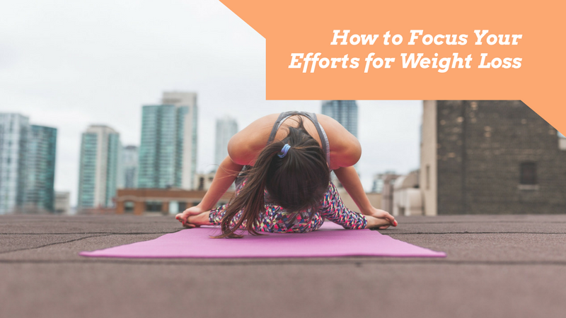 How to use a Holistic Weight Loss Approach and Focus Your Efforts for Success