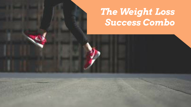 Sustainable Weight Loss Through Knowledge, Skills and Desire